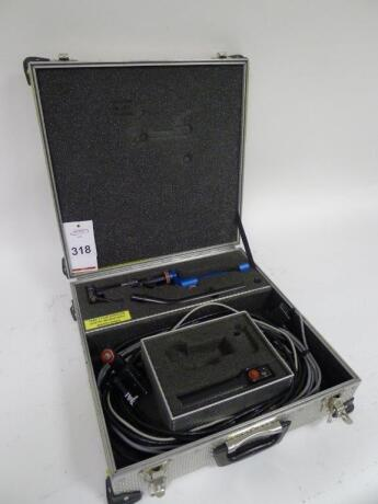 Preston Micro Force Zoom Control Kit with Flight Case