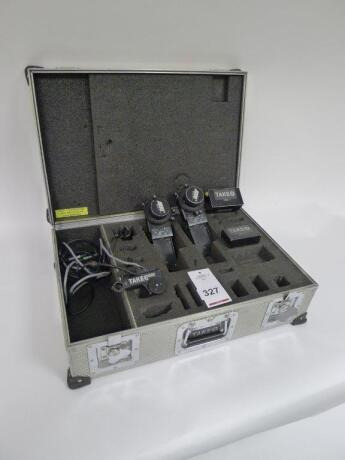 Arri Wireless 3 Axis Lens Contriol Kit with Flight Case