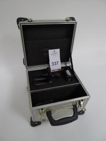 Cinematography Electronics Cine Tape Measure Kit with Flight Case