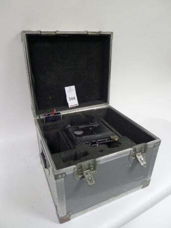 O'connor 2575C Fluid Tripod Head with Flight Case