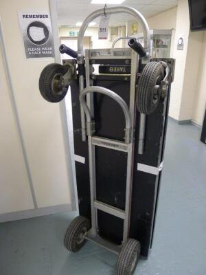 Magliner Senior Aluminium Film Cart