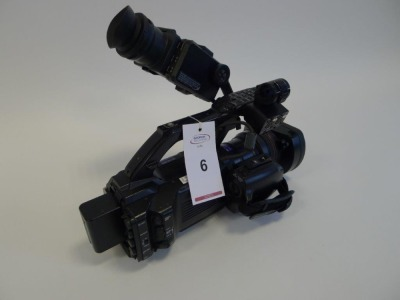 Sony PMW 300 Solid State Memory Camcorder, Serial No. 400932, 1855 Hours. - 2
