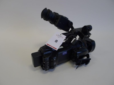 Sony PMW 300 Solid State Memory Camcorder, Serial No. 400381, 2062 Hours. - 2