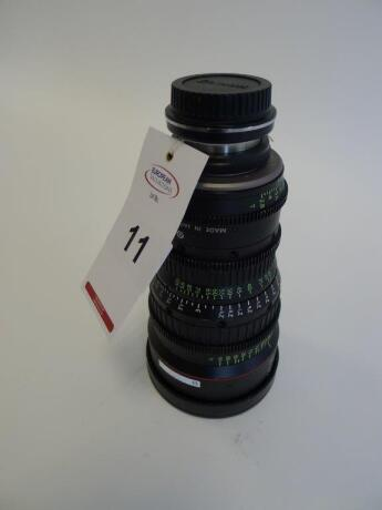 Canon CN-E 30-105mm Telephoto Cinema Zoom Lens